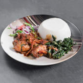 Chicken Kienyeji Wet Fry