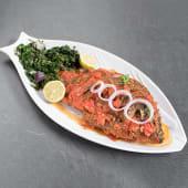 Fish Ugali
