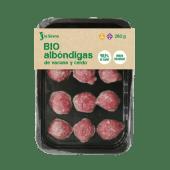 Albóndigas cerdo y ternera BIO 285g