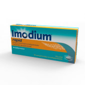 Imodium Rapid 2 mg x 10 comp orodisp