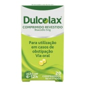 DULCOLAX COMP REV 5 MG X 20