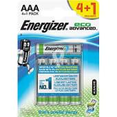 Eco Advanced pila alcalina AAA blister 4 unidades