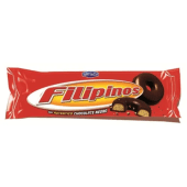 Filipinos Bolachas Chocolate Negro 75g