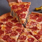 Pizza 3 Ingredientes, Familiar (Masa original) ¡Nueva!