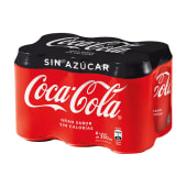 Pack Coca Cola Zero