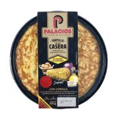 Palacios tortilla con cebolla sin gluten 650g