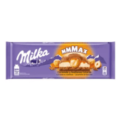 Milka Chocolate Toffee Caramel e Nuts 300g