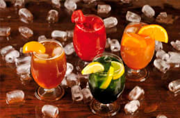 Hladni čaj limun-passion fruit 0,4l