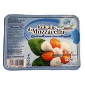 Branza Mozzarella de vaca ciliegine Trevisanalat 150g