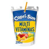 Capri-Sun Multivitaminas 200ml