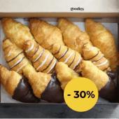 Goodies Mini Croissants Caixa 12un