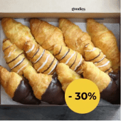 Goodies Mini Croissants Caixa 12un