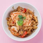Рис смажений з креветками (300г)