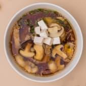 Місо суп з тофу та грибами (260г)