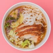 Місо суп з вугрем та рисовою локшиною (270г)