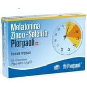 Melatonina Zinco-Selenio – 60 compresse