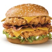 Doble BBC Burger