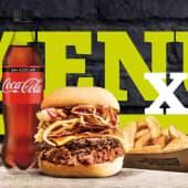 -Menú Burger XL DELIVERY