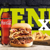 -Menú Burger XL DELIVERY