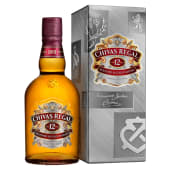 CHIVAS REGAL 12 Років 40% 0.7Л