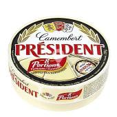Queso Camembert en porciones
