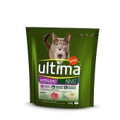 Alimento para gatos esterilizados bolsa 800 gr