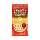 Cacahuetes fritos y salados bolsa 200 gr