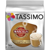 Café con leche para máquina