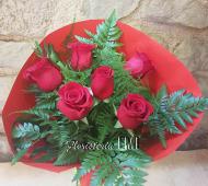 Ramo Seis Rosas