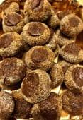Novedad dulce de almendras con crema de cacao  unidad 4