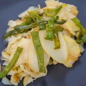 Patatas a lo Pobre Ración (200 g.)