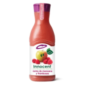 Innocent zumo manzana y frambuesa 900ml