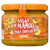 Salsa mango para dipear
