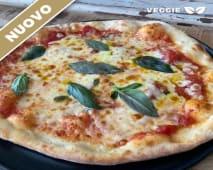Pizza Margherita pecorino