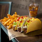 Menu 3 Tacos Supreme