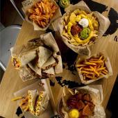Para 3: Crunchywrap + Quesarito + Quesadilla