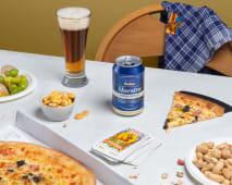 Pack Maridaje 'Caràcter valencià': Pizza + Cerveza