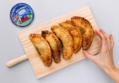 Pack 4 Empanadas + Helado
