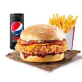 Menú BBC Burger
