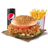 Menú Original Burger