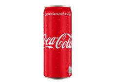 Кока-Кола  (0,33л)