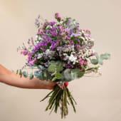 Ramo de flores para dejar secar