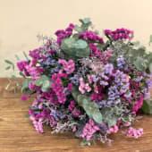 Ramo grande de flores para dejar secar