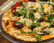 Pizza Nduja y scamorza