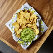 Chips con guacamole XL