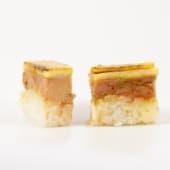 Oshi Sushi  de Foie (2 piezas)