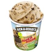 Helado Ben & Jerry's Vegan Cookie Dough 465ml