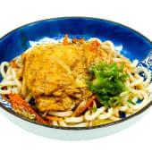 Noodles Saltati Pollo e Uova