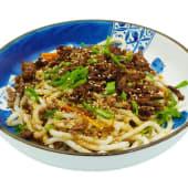 Noodles Saltati Manzo