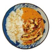 Riso & Curry Pollo
